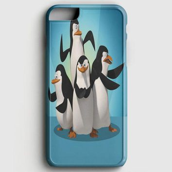 The Penguins Of Madagascar All Characters iPhone 6 Plus/6S Plus Case
