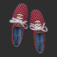 Keds Champion Sparkle Lace Sneakers