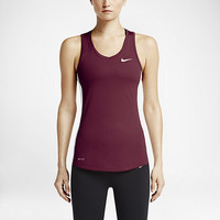The Nike Dry Miler Women's Running Tank.