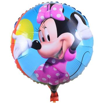 Mickey Mouse inflatable Balloons Minnie Mouse party supplies Birthday Party Decoration birthday balloon