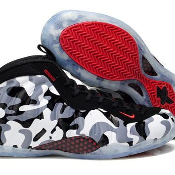 Nike Air Foamposite One Camo Sneaker Size US8-13