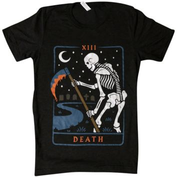 Death Tarot Shirt