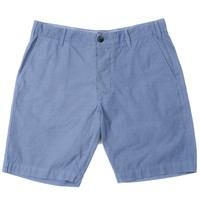 "Maidstone Ticking Stripe Short 9"" - Coronet Blue"