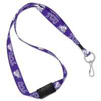 "TCU Horned Frogs NCAA 20"" Lanyard by Wincraft 784964"