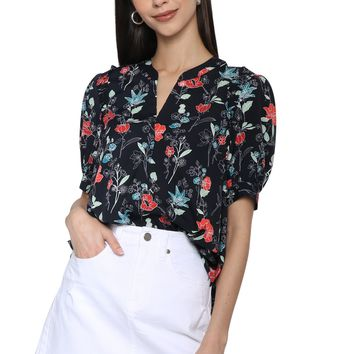 Decker Bella Floral Top