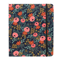 2017 Rifle Paper Co. Everyday 17 Month Planner - Rosa