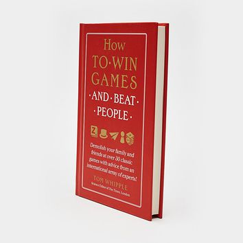 How To Win Games and Beat People Book
