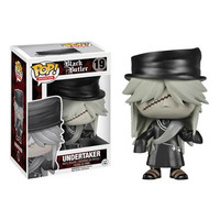 Black Butler - Undertaker  - Pop! Vinyl Figure