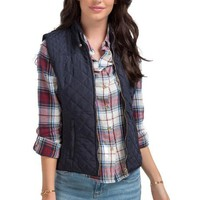 Payson quilted puffer vest