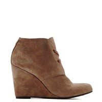 GARDYN WEDGE BOOTIES