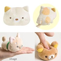 "San-x Sumikko Gurashi Super Squishy Plush 6"" Tokage from Japan shopping service."