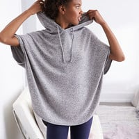 Aerie Plush Hoodie, Dark Heather