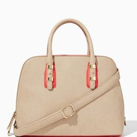 Station Dome Satchel | Fashion Handbags | charming charlie