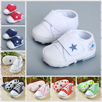 Cute bebe  Infant Shoes Soft Sole Baby Shoes Comfortable Newborn Shoes first walkers for  Size 11,12,13cm r7312