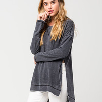 OTHERS FOLLOW Weekend Vibes Womens Sweatshirt | Pullovers