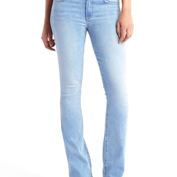 STRETCH 1969 baby boot jeans | Gap