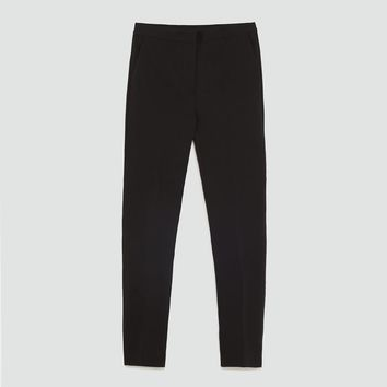 JOGGER TROUSERS - View all-TROUSERS-WOMAN | ZARA United Kingdom