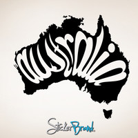 Vinyl Wall Decal Sticker Australia #OS_MB198