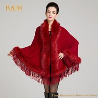 Womens 2018 coming Fall Winter Knitted Cardigan Sweater Women Faux Fur Hood Cardigans With Tassel