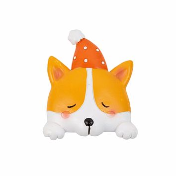 Goodnight Corgi Light Control/ Electrical Outlet Wall Decoration