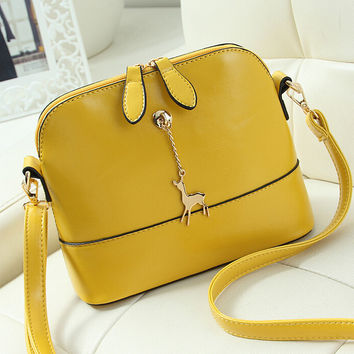 Womens Fashion Tassel Leather Shoulder Bag Female Casual Crossbody Bag Women Messenger Bags Chic Handbag Gift 20