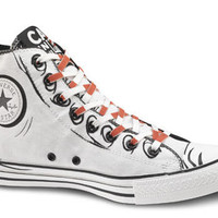 Dr. Suess themed Chuck Taylors