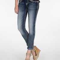Miss Me Skinny Stretch Cuffed Jean