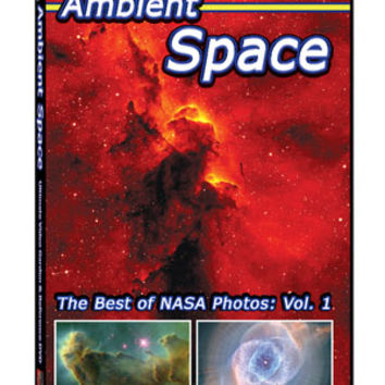 Ambient Space DVD: The Best of NASA Photos