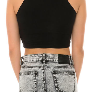 Who the Fuck is Molly? Crop Top