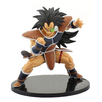 Anime Dragon Ball Z Resurrection F Raditz Action Figure Goku Brinquedos Dragonball Figurine Collectible Model Toys 18cm Juguetes