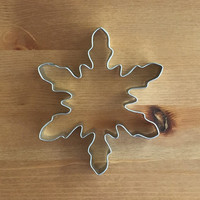 """Large Snowflake Cookie Cutter 5"""""""