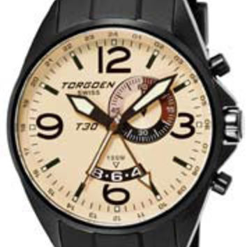 Torgoen T30 GMT Pilot Watch T30302