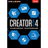 Corel Roxio Creator Nxt Pro 4 For Windows (2 User) (Download) Email Delivery