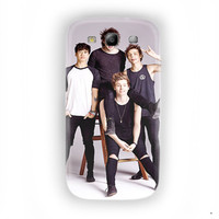5 Seconds Of Summer Rock Band For Samsung Galaxy S3 Case