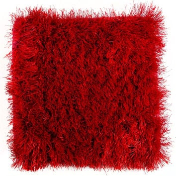 VGLD-MANTOVA-RED-LG Modrest Mantova by Linie Design Modern Large Red Area Rug