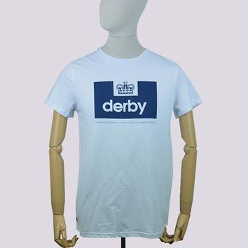 """Weekend Offender x Eighty Eight Derby """"City Series"""" T-Shirt - White"""