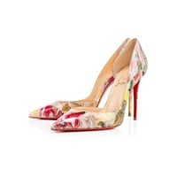 Pigalle Follies 100mm Multicolor Patent Leather