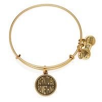 Born to Be Something Charm Bangle