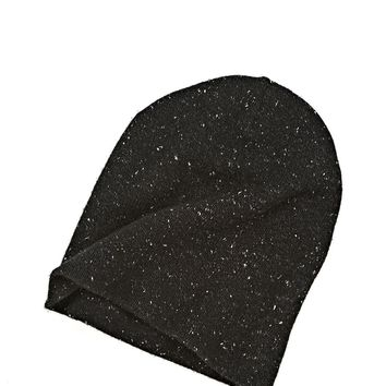 CASHMERE DONEGAL BEANIE