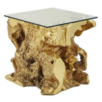 Sequoia End Table | End Tables | Occasional Tables | Living Room Furniture | Furniture | Z Gallerie