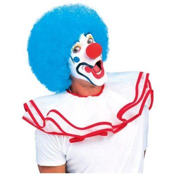 Clown Wig Big Afro Circus Costume Accessory Adult Halloween