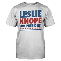 Leslie Knope For President