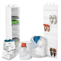 Ultra Closet Complete Set - White