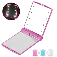 8 LED Lights  Makeup Mirror