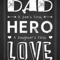 Free Digital Happy Father's Day Printable Images 2018 For Card Making