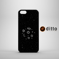 SOLAR SYSTEM Design Custom Case by ditto! for iPhone 6 6 Plus iPhone 5 5s 5c iPhone 4 4s
