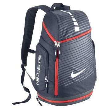 Nike Hoops Elite Max Air Team Backpack - Obsidian