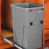 Rev-A-Shelf 35-Quart Pull-Out Waste Container - Kitchen Organization - Storage & Organization - Storage & Display | HomeDecorators.com