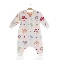 Infants Sleeping Bags Multifunction Jumpsuits Baby Grobag Swaddle Warm Clothes