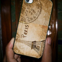 Old Air Mail Paris iPhone Case And Samsung Galaxy Case